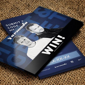 facebook wincode campagne via fbwincode.com